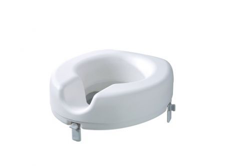 5 Raised Toilet Seat