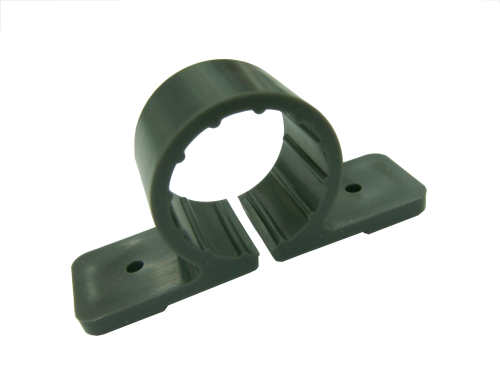 2-Hole Pipe Clamp