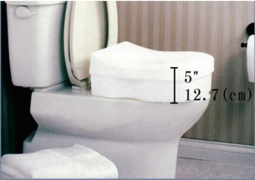Elevated Toilet Seat - Round