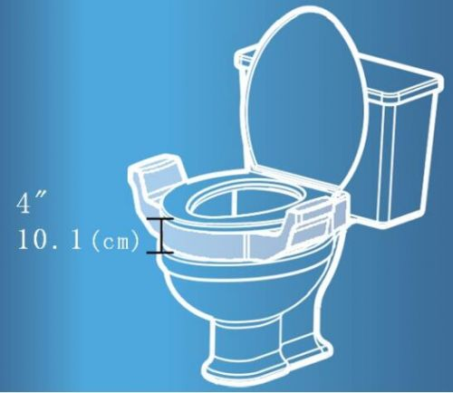 Prime Assisting Elevated Raised Toilet Seat With Handles Creativecarmelina Interior Chair Design Creativecarmelinacom