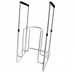Adjustable Height Metal Durable Stocking Aid