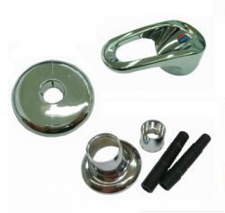 Faucet Handle & Escutcheon